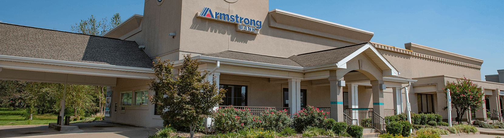 Armstrong Bank building in Fort Smith, Arkansas